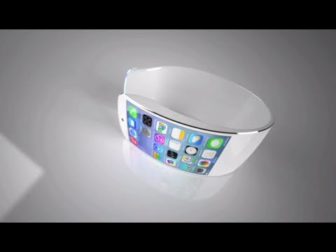 Apple's iWatch: Video & Pictures released with IOS 7!