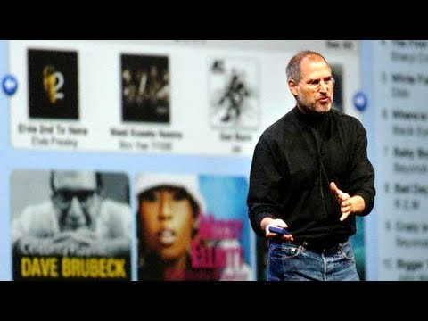 Steve Jobs introduces iTunes for Windows – Apple Special Event (2003)