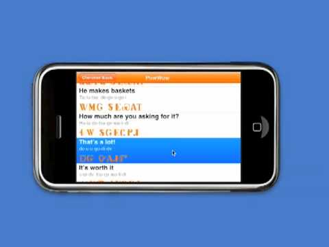 Learn Cherokee Tsalagi Language App for  iPhone / iPod Touch