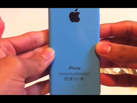 FAKE CLONE iPhone 5C Unboxing – Replica – Knock Off