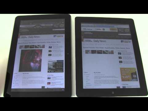 Samsung Galaxy Tab 10.1 (4G) vs Apple iPad 2 (3G) Internet and Data Speed Comparison