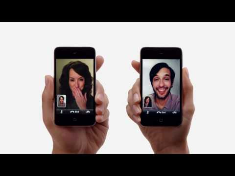 Brand new Apple iPod Touch 4g TV Ad! [HD]