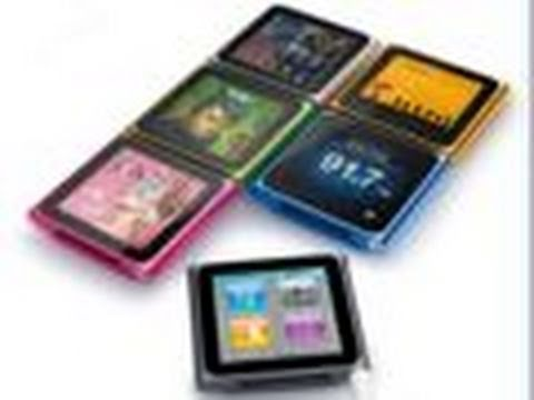 New Apple iPod Nano 6g 16GB (Multi-Touch) – Review – German