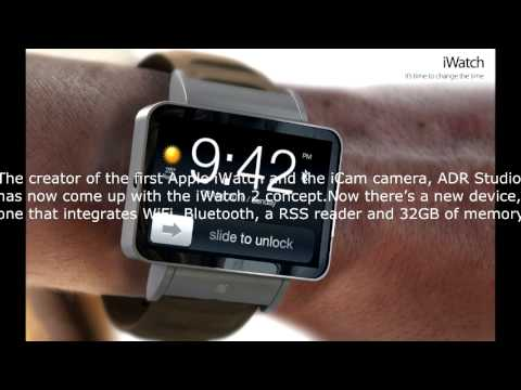 Apple iwatch 2 Concept