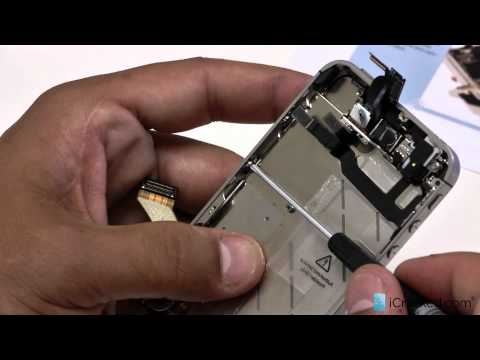 Official iPhone 4S Screen / LCD Replacement Video & Instructions – iCracked.com