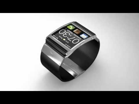 Apple iWatch  i'mWatch is the ultimate way to connect to your Apple iPhone   YouTube2