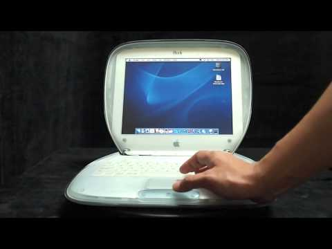 Apple iBook Clamshell Retro Review