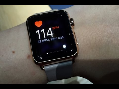 """The Secrets Behind """" Apple Watch """" Most-Anticipated Feature !!! Raw Video !!!"""