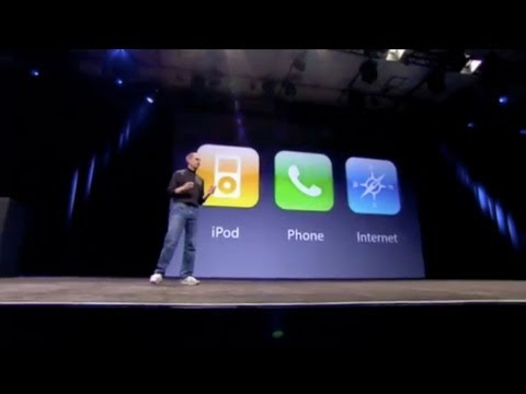 [HD] Steve Jobs – iPhone Introduction in 2007 (Complete)