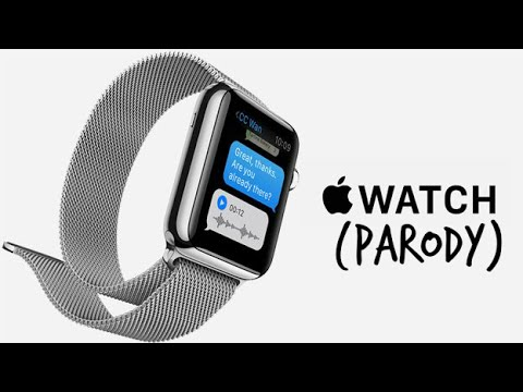 Apple iWatch (Parody)