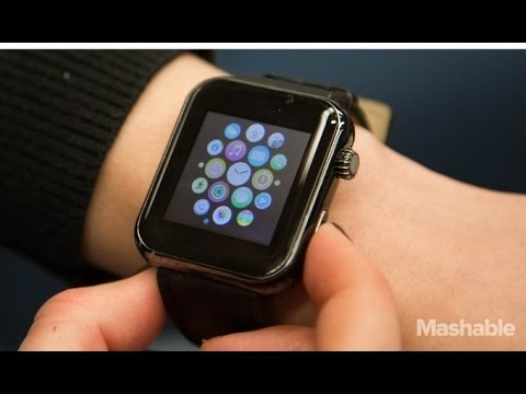 [FR] | Unboxing : Apple watch fake | A8 Stylish Smart watch / Sport