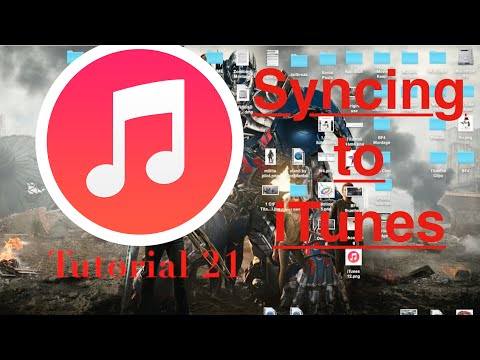 Syncing your iPod, iPhone or iPad in iTunes 12.0 | Tech With Ro – Ep. 21