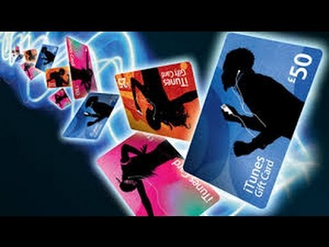 BEST Way To Get FREE iTUNES GIFT CARD CODES 2014 [LEGAL] 100% LEGIT