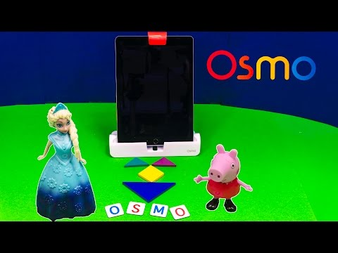 OSMO The Osmo Educational Gaming System for Apple iPad TheEngineering Osmo Video Review
