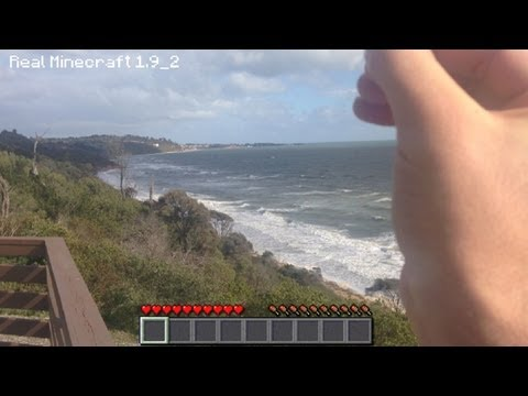 Real Life Minecraft – WIN 3 x $20 iTUNES CARDS APP CONTEST!!