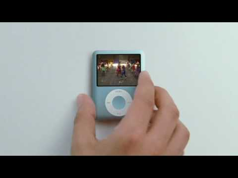 iPod nano commercial