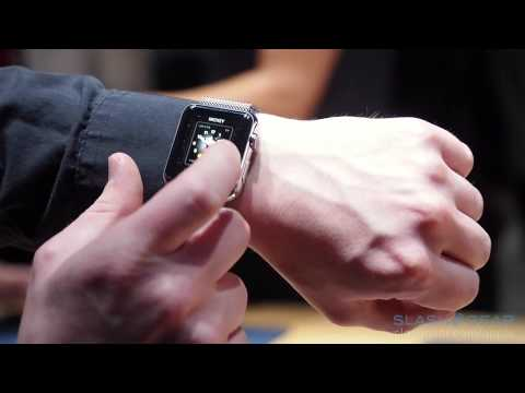 Apple Watch Hands-on 2015