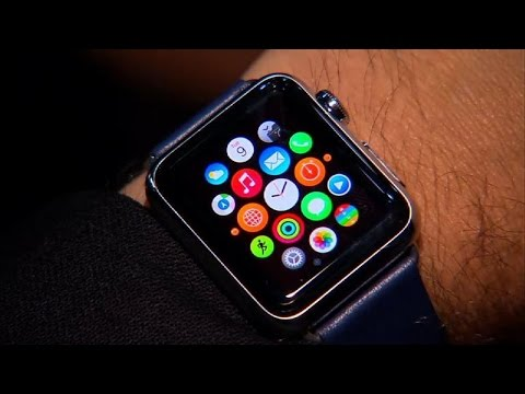 Hands-on with Apple's Watch