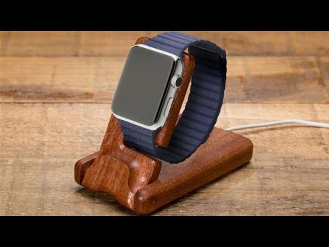 CNET Update – Apple Watch accessories charge with style