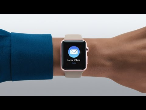 Apple Watch — Guided Tour: Notifications