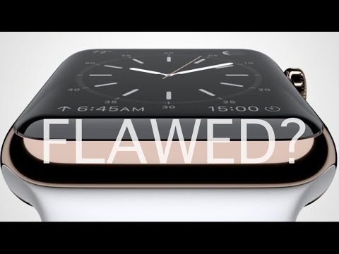 Apple Watch is Conceptually Flawed