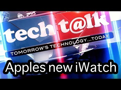 Apple Introduces iWatch – Tech Talk