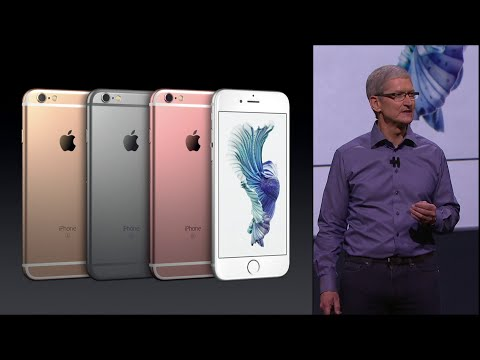 Apple Keynote: iPhone 6s, iPad Pro, Apple TV (September 2015 Event – 1080p HD)