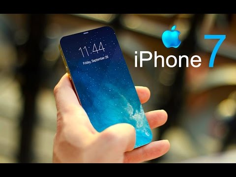 Top 5 iphone 7 concept | iphone 7 trailer