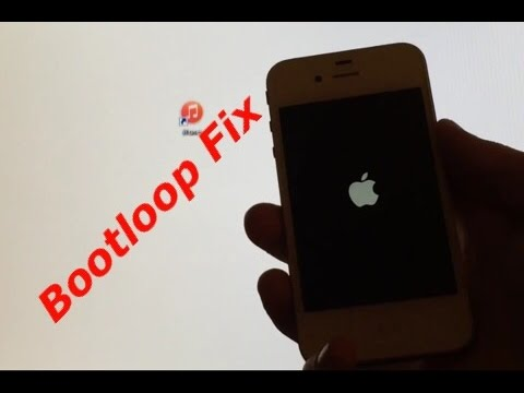 How to Fix Bootloop – iPhone, iPod touch, and iPad (Stuck at Apple logo)