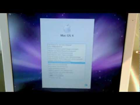 Booting a iBook G4 off a USB stick