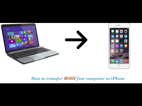 How to Transfer music from Computer to iPhone/iPod