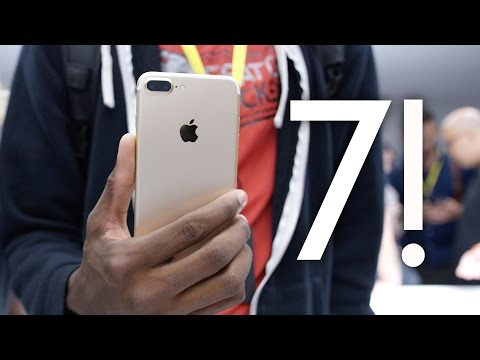 iPhone 7 Impressions: 10 New Things!
