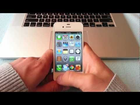 How to Unlock iPhone 4 4S with iTunes – Factory Unlock Without Jailbreak