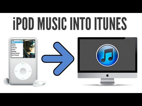 How To Transfer Music From iPod/iPhone/iPad to Mac (Working)