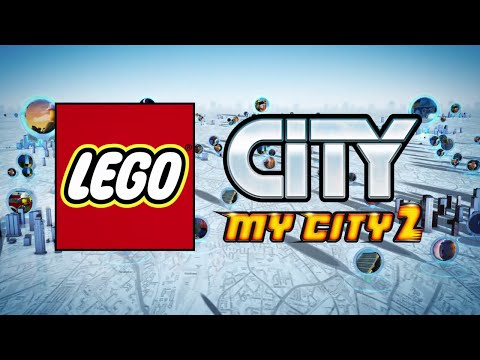 My City 2 FREE App – LEGO City – Gameplay Trailer