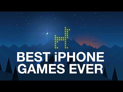 20 Best iPhone / iOS GAMES Ever (2016)