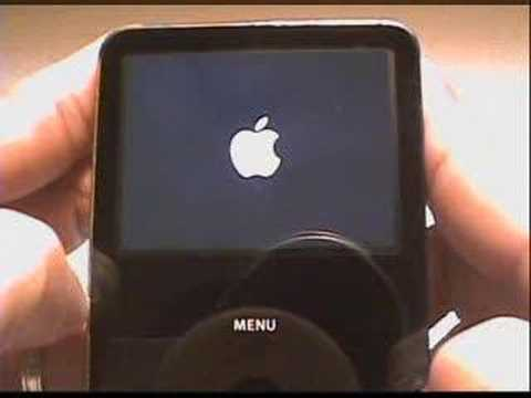 How to Reset the iPod – iPod Help and Repair – Broken iPod Help