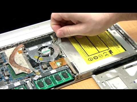 Apple 13″ MacBook Disassembly and Repair video