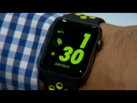 Apple Watch gets Nike integration