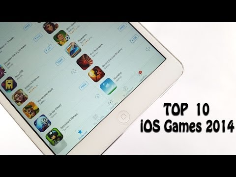 Top 10 iOS Games 2014 | Best iphone & ipad Games 2014 HD