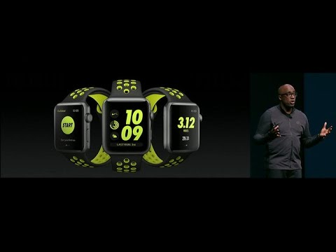 Apple Watch gets new designs with Nike and ceramic versions (CNET News)