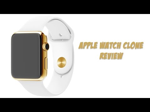 The Best Apple Watch Clone | Unboxing/Review