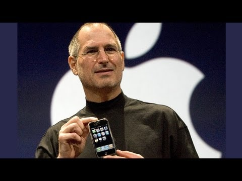 Steve Jobs Unveils The Original iPhone – Macworld San Francisco 2007