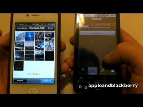 iPhone 4: How To Transfer Pictures, Videos, Music, Contacts & Files To Any Other Mobile Devices