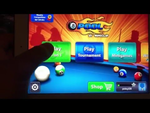 How TO Hack 8 Ball Pool AND WIN EVERYTIME on Apple iOS 10 For iPhone, iPad, & iPod Touch! (Coins)