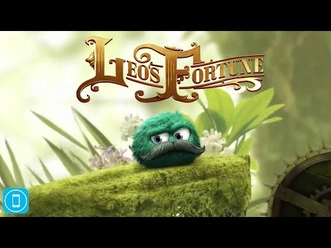 Leo's Fortune – Gameplay – iOS Universal – HD
