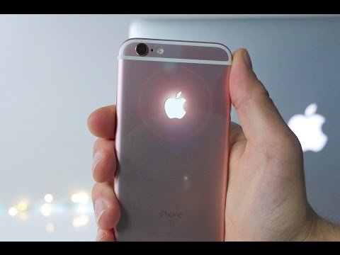 Glowing Apple Logo iPhone 6S Mod – How To & Should You?