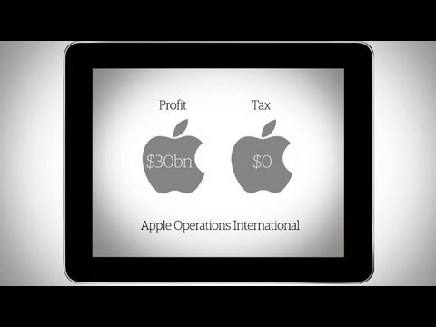 Apple's dirty little tax secret – APPLE NEWS