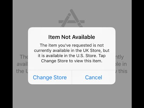 How to Change App Store Country or Region on iPhone or iPad – No Credit Card Required