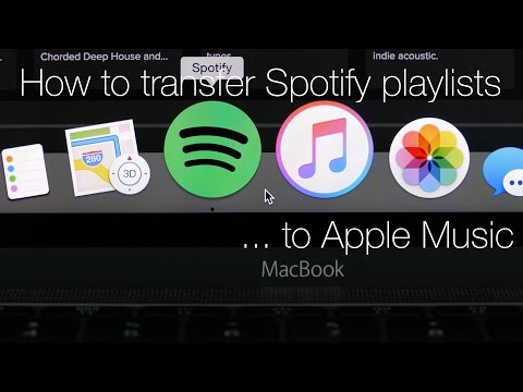 How To: Transfer Spotify Playlists to Apple Music